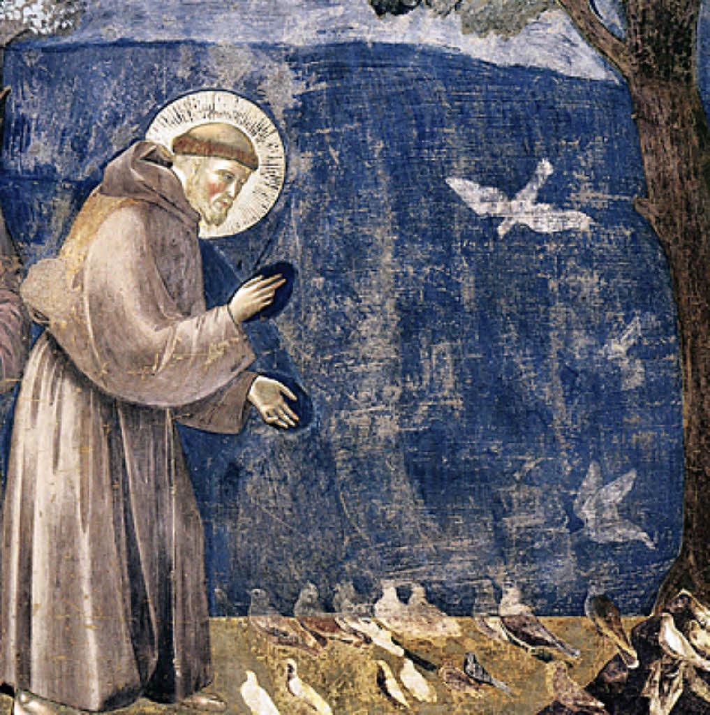 Die Vogelpredigt