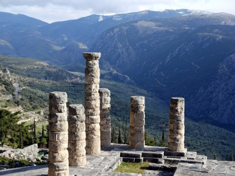 Tempel von Apollon