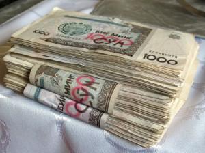 280.000 usbekische Sum