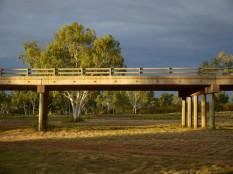 Autobahnromantik in Cloncurry