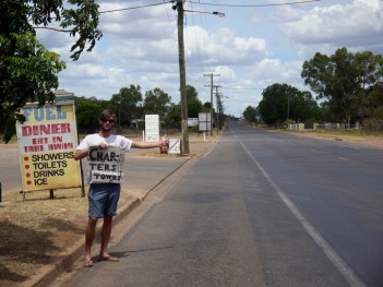 Cloncurry, wo sonst?