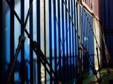 Sicher ist sicher: Gut 1000 Container gehen weltweit pro Jahr in Stürmen über Bord